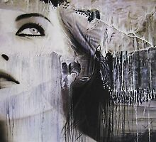 Warren haney, 'Hope feels like this' 120 cm x 150cm    Acrylic on Stretched Canvas by Warren Haney