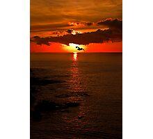 Lizard Point Sunrise  Photographic Print