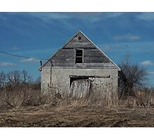 Ypsilanti, Michigan Barn Photographic Print