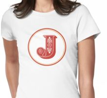 Fancy J Womens Fitted T-Shirt