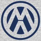 VW Upside Down by frenzix