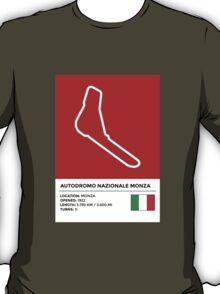Autodromo Nazionale Monza - v2 T-Shirt