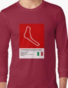 Autodromo Nazionale Monza - v2 Long Sleeve T-Shirt