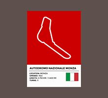 Autodromo Nazionale Monza - v2 Unisex T-Shirt