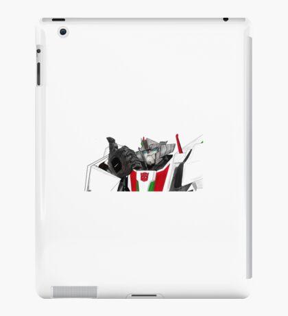 Transformers Wheeljack  iPad Case/Skin