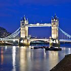 Tower Bridge by Mario Curcio