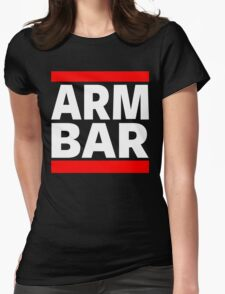 Jiu Jitsu - Arm Bar Womens Fitted T-Shirt