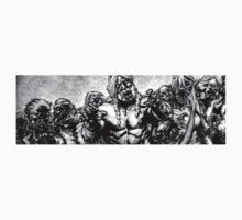 Ibraim Roberson Zombie 2 by matteroftaste