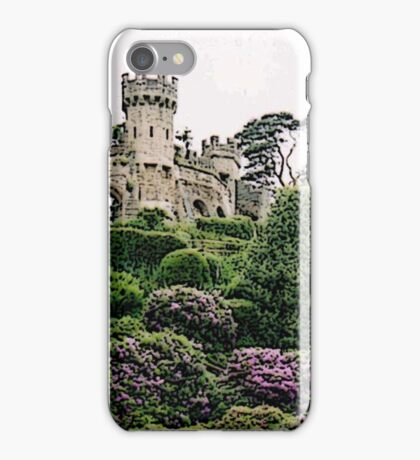 Blooming Fortress iPhone Case/Skin