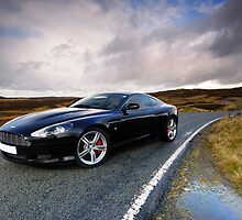 Aston Martin .... by M-Pics