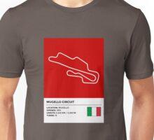 Mugello Circuit - v2 Unisex T-Shirt