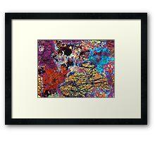 502 Framed Print