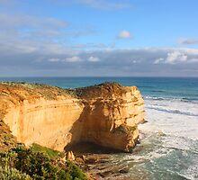 Blue Dawn - Great Ocean Road by pranil2512