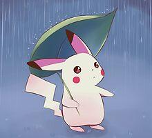 Still raining by unleashedrage