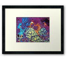 504 Framed Print