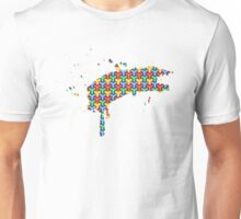 Ornament splash Unisex T-Shirt