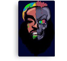 Sans TItre Zombies Canvas Print