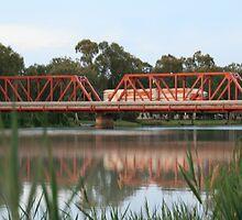 Paringa Bridge,Paringa,S.A. by elphonline