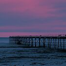 The Pier - Saltburn (Split Toned) by Trevor Kersley