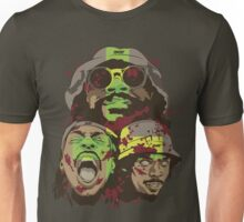 The Glorious Dead Present Zombies by Flatbush Unisex T-Shirt