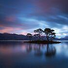 Loch Ma-Ruibhe by Jeanie