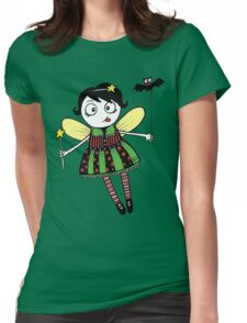 Batty Tee Womens Fitted T-Shirt