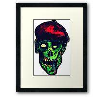 Evil Ed  Framed Print