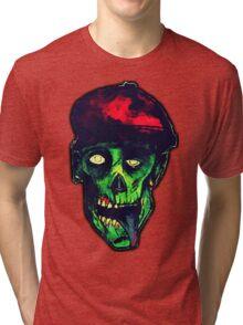 Evil Ed  Tri-blend T-Shirt