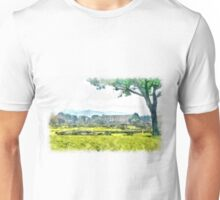Paestum: archaeological site Unisex T-Shirt
