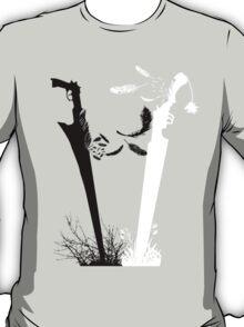 Final Fantasy VIII Blades of Rivals  T-Shirt