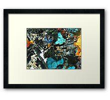 508 Framed Print