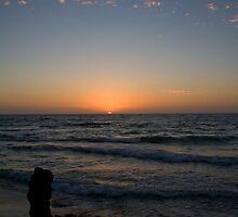 Western Australia the sunset coast by Nigel Donald