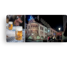 Hofbräuhaus - Munich Canvas Print