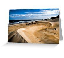 Dune Shades... Greeting Card