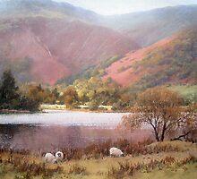 Across the Lake, Cumbria by JoeHush