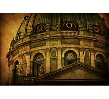 """The Marble Church"" Photographic Print"