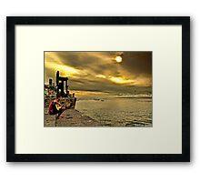 Solar do Unhao Framed Print