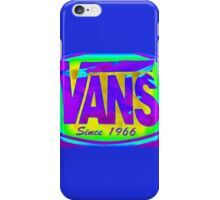 VANS since 1966 iPhone Case/Skin