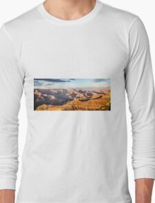 Grand Canyon Panorama 3 Long Sleeve T-Shirt