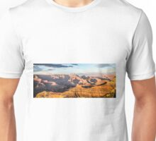 Grand Canyon Panorama 3 Unisex T-Shirt