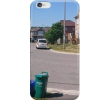 Street view iPhone Case/Skin