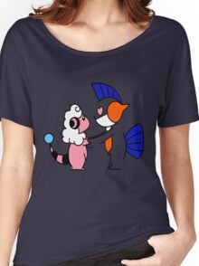 Pokemon Love Women's Relaxed Fit T-Shirt