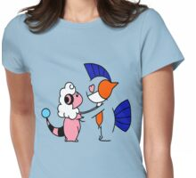 Pokemon Love Womens Fitted T-Shirt