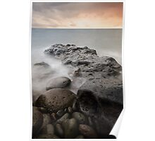 Azores Seascape Poster
