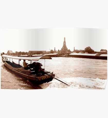 The Chao Praya Route Poster