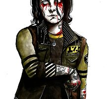 make some noise (frank iero / my chemical romance) by chemicalbats