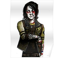 make some noise (frank iero / my chemical romance) Poster