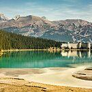 The Fairmont Chateau, Lake Louise by Amanda White