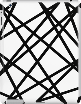 Black lines by dreamlandart