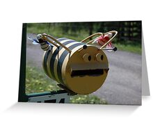 Bee Mail - NSW Greeting Card
